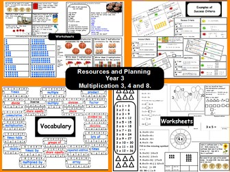 Multiplication and Division KS2