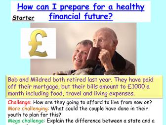 Finance - Future Planning