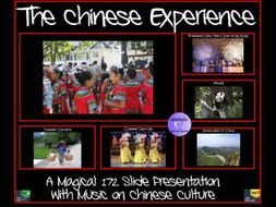 China: The Chinese Experience