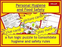 Food Technology thinking skills Hygiene and Safety