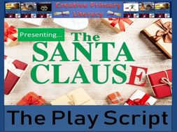 KS2 / KS3 Drama - The Santa Clause - Play Script (Christmas Play)