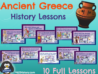 Ancient Greece Lessons