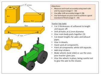 Tractor FPT Mini Project