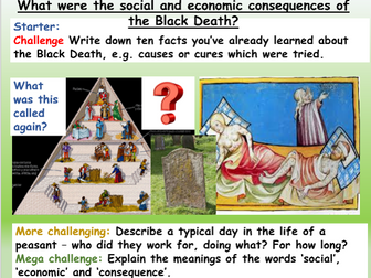 Black Death: Consequences