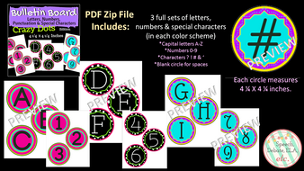 Crazy-Dots-Bulletin-Board-Letters---Numbers.zip