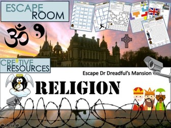 Religion Escape Room New