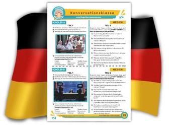Medien - German Speaking Activity