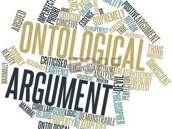 The Ontological Argument (OCR A Level Religious Studies)