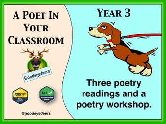 A Poet In Your Classroom - Year 3