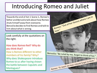 Meet Romeo and Juliet