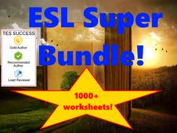 ESL Super Bundle