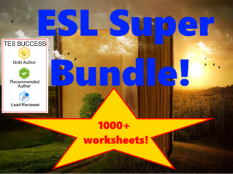 ESL Super Bundle