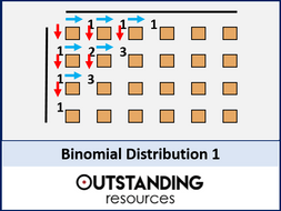Binomial Distribution 1 - Investigation & Introduction