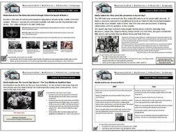 Radio 1 Launch Tony Blackburn GCSE Media Studies Close Study Product CSP Radio