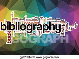 Guide to writing a Bibliography