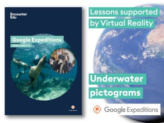 Pictograms #GoogleExpeditions Lesson
