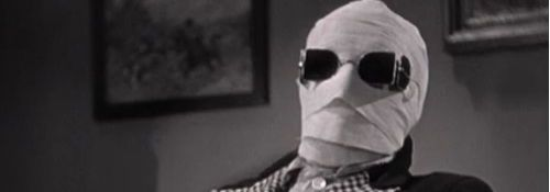 Creative Reading:  Structure - H.G. Wells' The Invisible Man