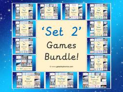 The Set 2 Phonics Games Bundle (Read, Write, Inc. Set 2 Sounds)