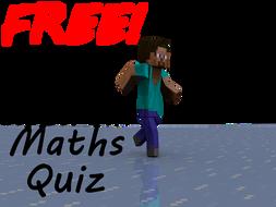 FREE Year 2 Week 1 Minecraft Mental Maths Test