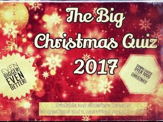 Christmas Quiz 2017. Slideshow Edition.