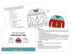 Christmas Maths Bundle