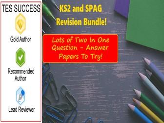 KS2 SATS and SPAG Revision Test Bundle