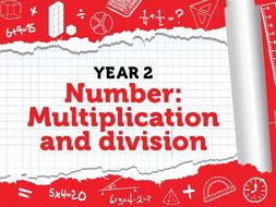 Year 2 - Multiplication & Division - Spring - Week 2