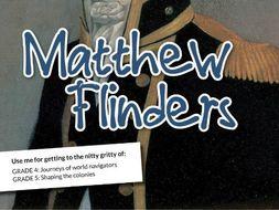 Matthew Flinders Resource Bundle