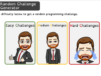 Python Programming Challenges 35+ - J276/J277 - Random Generator and Board Game