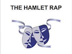 The Hamlet Rap, Hamlet story in poem form, performance poetry,  junior Shakespeare, comedy rap