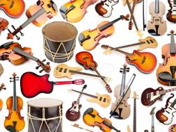 Songs About Instruments