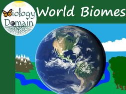 Biome and Aquatic Ecosystem Worksheets
