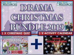 Drama Christmas 2019 Bundle