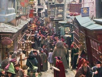 Year 6 Recount- Harry Potter Diagon Alley