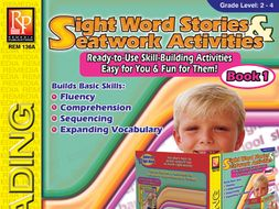 Sight Word Stories & Seatwork Activities (Book 1)