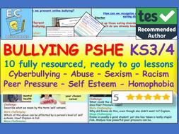 Anti Bullying PSHE