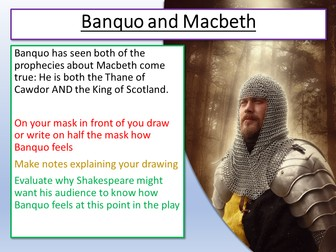 Macbeth Lessons 8 - 14
