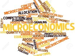 Economics AQA (New Specification) Microeconomics