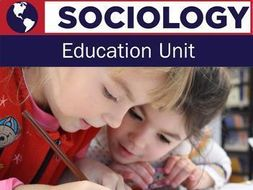 Sociology Education Unit