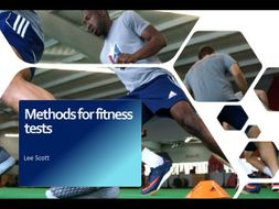 Methods for fitness tests