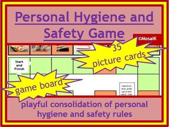 Food personal hygiene and safety