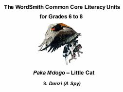 The WordSmith Common Core Literacy Units for Grades 6-8 (8)