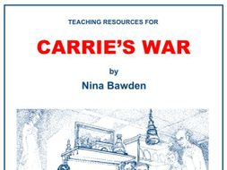 Carrie's War Scheme of Work