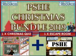 PSHE Christmas 2019