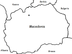 MACEDONIA - Introductory handout