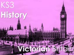 KS3 Victorian Britain