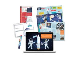 P6 Science: make a rocket launch