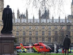 """""""World rocked by Westminster terrorist attack"""" - resource for talking about terror attacks in school"""
