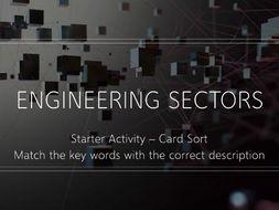 Engineering Sectors