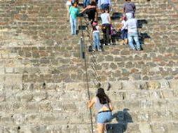 México: Teotihuacán - an interactive photo-essay for Spanish 1